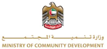 Ministry of Community Development logo