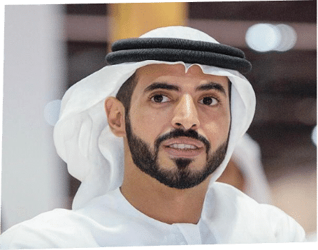 His Highness Sheikh Hamdan bin Zayed bin Sultan Al Nahyan, Patron of IBD Patient Support Association UAE